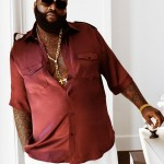 Rick Ross Donates Toys and Food in 6th Annual Charity