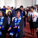 #ZetasGraduate: Zetas Step at Graduation