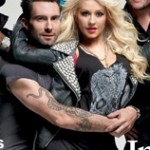 The Voice' Judge Adam Levine Questioned about Co-Judge's Christina Aguilera Weight Gain