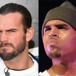 Twitter War: Chris Brown vs CM Punk