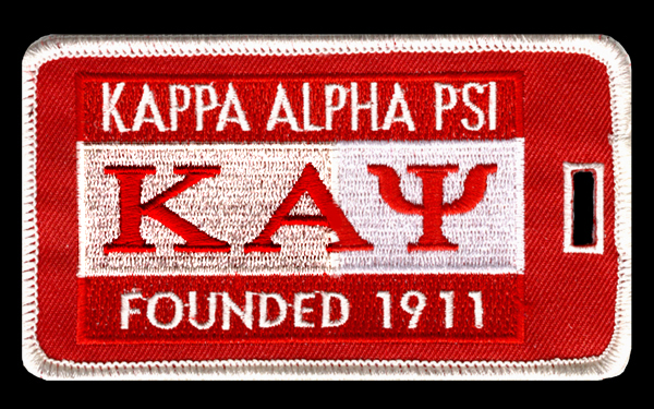 Kappa Alpha Psi Fraternity, Inc. 4ft Centennial 2-Piece Metal Coat of Arms  by Big Splat Graphics!