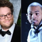 Low Blow? Seth Rogen Insults Chris Brown