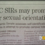 UCLA Students May Be Asked Their Sexual Orientation on Application