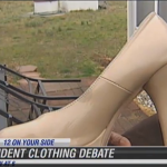 Homosexual Student Suspended for Wearing Heels to School