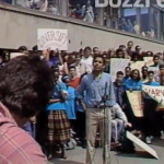 Old Video Surfaces of Barack Obama Rallying Protestors