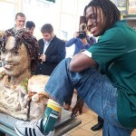 In Good Taste? Subway Makes a Robert Griffin III Chicken Statue