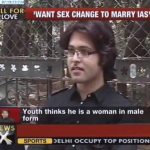 Indian Man Sues Parents to get Sex Change