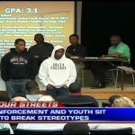 Delta Sigma Theta Talk Trayvon Martin and Young Black Men's Relationship with Police