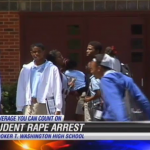 Student Raped in a Janitorial Closet in Louisiana High School