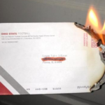 University of Michigan Recruit Logan Tillman Receiving Death Threats for Burning Ohio State University Letter