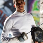 Ben Bratton Becomes First African American to Win Gold Medal at World Fencing Championship