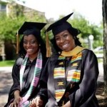 Alpha Kappa Alpha member and Mom Graduate from Wayne State University