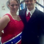 Girl Kicked out of Prom for Wearing Confederate Dress