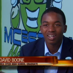 Homeless Cleveland Student David Boone Offered Full Ride Scholarship to Harvard
