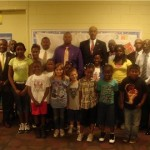 Omega Psi Phi Fraternity, Inc. Donates $2,000 to Boys and Girls Club