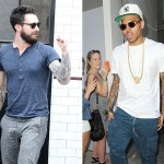 The Voice Judge Adam Levine Hates Chris Brown
