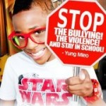 10-year-old Rap Artist Films Music Video on Bullying