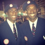 Lebron James Tweets Photo of Erik Kynard and Kobe Bryant