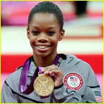 Gabby Douglas Takes Gold and Makes History at 2012 Summer Olympics