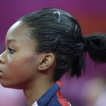 Gabby Douglas is not her Hair