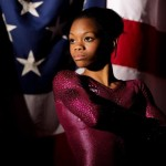 Olympic Gold Medalist Gabby Douglas Maintains Poise Amid Criticism