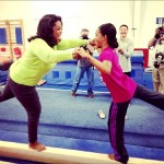 Gabby Douglas Talks Hair Controversy in Oprah Interview [Video]