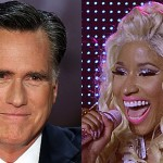 Is Nicki Minaj Voting for Mitt Romney?