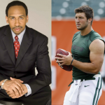 Stephen A. Smith on Tim Tebow: He Only Started for the Denver Broncos Because He's a 'Christian'