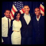 Trey Songz on Barack Obama: 'I'm very proud to have him as the leader of my country'