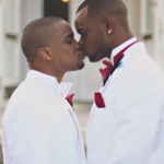 Two Kappa Alpha Psi Fraternity Brothers Get Married?