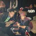 'Get Smoked' Rapper Lil' Mouse Performs Concert with Wiz Khalifa