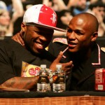 50 Cent Taunts Floyd Mayweather on Domestic Violence Incident