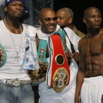 50 Cent Wants to Fight Floyd Mayweather in Boxing Match