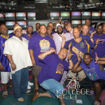 George Clinton Does the 'Dog' with Omega Psi Phi
