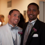 Jet Magazine Features Gay Kappa Alpha Psi Member in Weddings Section