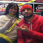 Power 92 Chicago's On-Air Talent Rep The Divine Nine