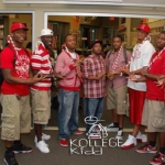 San Francisco 49ers QB Colin Kaepernick Strolls With Kappa Alpha Psi Fraternity Brothers [Video]