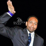 ESPN Analyst Stephen A. Smith Reps His Omega Psi Phi