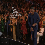 Chris Brown Doesn't Not Give A Standing Ovation To Frank Ocean During Grammy Win