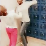 Teen Girl Beats Up Bully Jaide in Locker Room