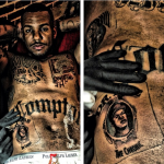 The Game Gets 'The Chronic' Album Tattooed on Stomach