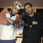 Drake & Swizz Beatz In the Studio Working On New Hit For 'Nothing Was The Same' Album