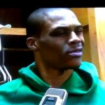 Russell Westbrook To NBA Reporters: 'Yall Niggas Trippin'