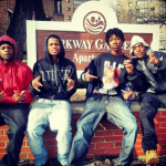 Chicago Rapper CashOut Takes Photo on Chief Keef's O-Block