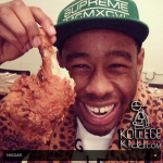 Tyler The Creator Furthers Stereotype of Black People And Chicken