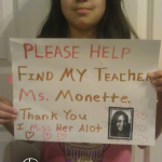 Student Pleads For Safe Return Of Missing Alpha Kappa Alpha Member Terrilynn Monette