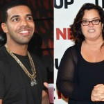 Rosie O'Donnell Says Drake Is 'Cute' And Has 'Nice Muscles'