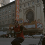 Lil' Kemo Bops In Front of Chicago Theater In DGainz 'Bop-a-Thon' Video