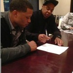 Wale Congratulates Jay-Z On Signing New York Yankees' Robinson Cano To Roc Nation Sports