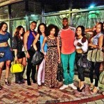Chad 'Ochocinco' Johnson Has Date Night With Eight Women